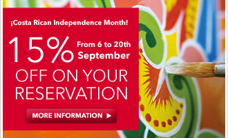 15% OFF on Independence Month!