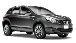 NISSAN QASHQAI 2WD AUTOMATIC OR SIMILAR