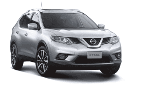 NISSAN XTRAIL 4WD AUTOMATIC OR SIMILAR